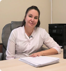 Иванова Нелли Валерьевна