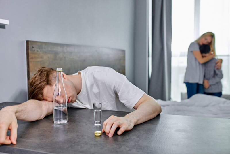 Способы вывода из алкогольного запоя